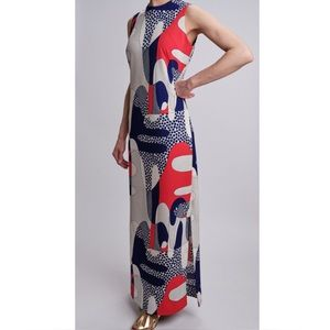 Tori Richard Honolulu Vintage Maxi dress S/M
